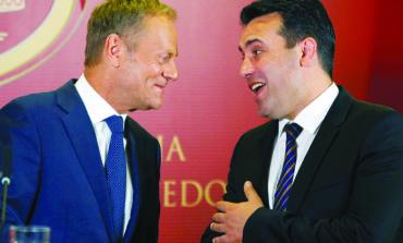 Skopje expects to get date to start EU membership talks soon