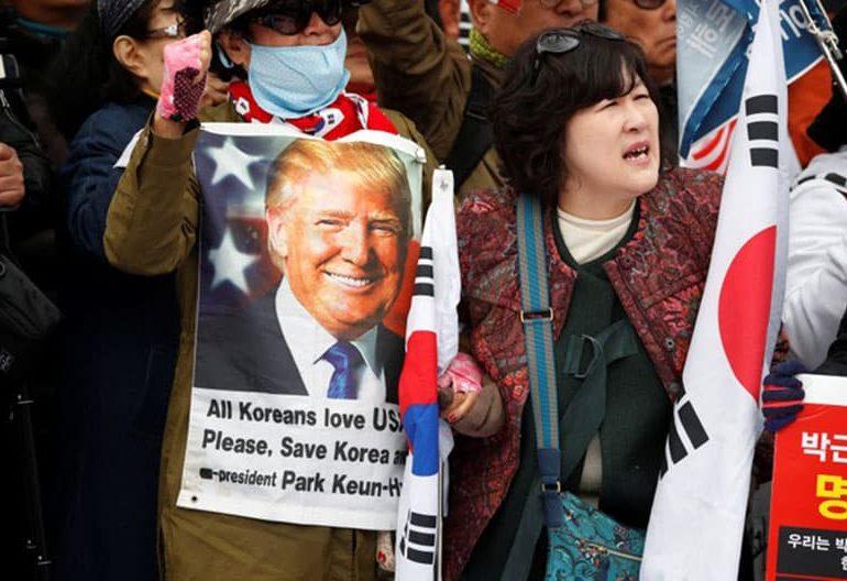 South Korean court jails former president Park for 24 years