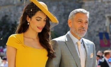 Celebrities Oprah, Clooney and Beckham grace Harry and Meghan's wedding