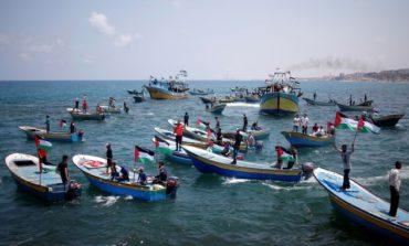 Israeli navy stops Cyprus-bound Palestinian boat