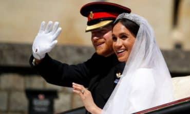 Prince Harry weds American actress Markle (Update 4)