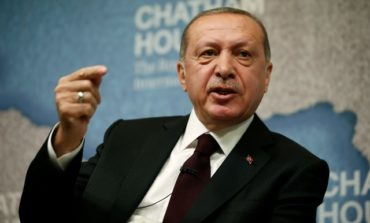 East Med under threat from Cyprus operations, Erdogan says