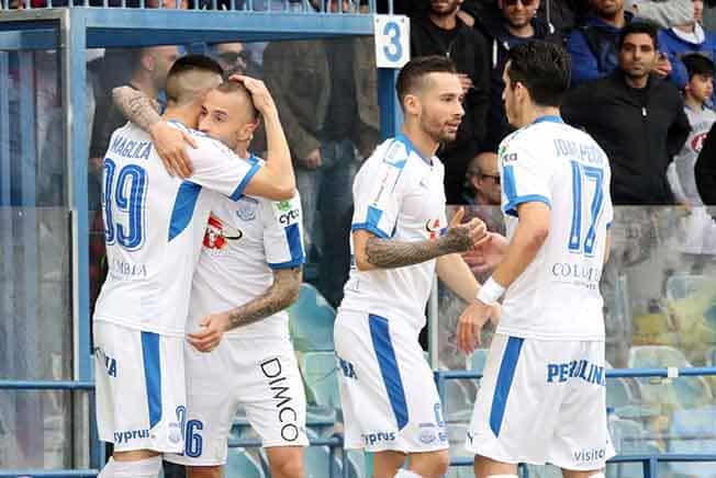 Apollon seek hat-trick in Cyprus Cup final