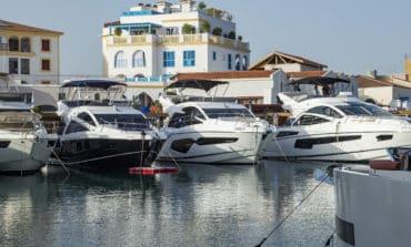 Limassol marina hosts boat show