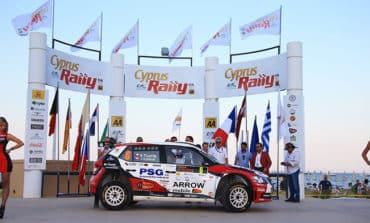 Larnaca prepares to host the Cyprus Rally 2018