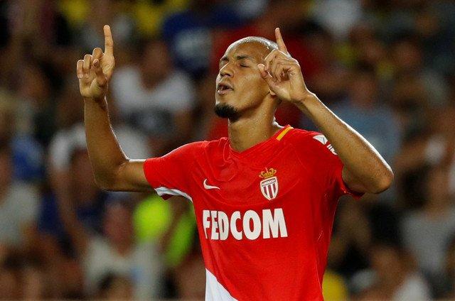 Liverpool to sign Brazilian Fabinho from Monaco