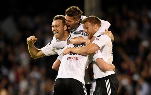 Fulham beat Derby to reach playoff final