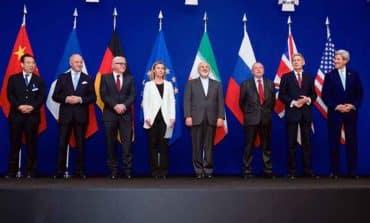 Trump to announce Iran nuclear decision; Europeans on edge