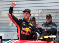 Ricciardo takes Monaco pole with track record lap