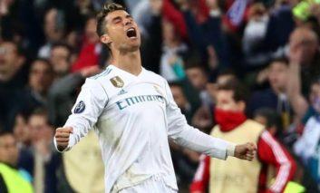 Ronaldo retains top spot as world's most popular athlete