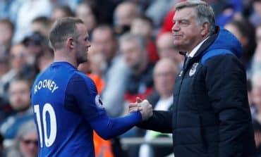 Allardyce denies Rooney has asked to leave Everton