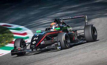 NAGA Markets sponsors Formula Renault 2.0 driver Tziortzis