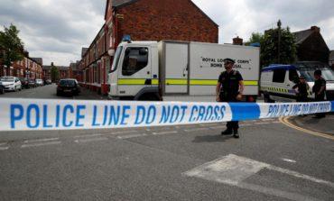 Teenager held in UK over bomb threats to schools