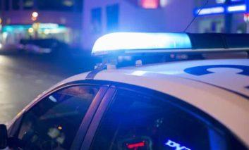 Man dies as car overturns on highway