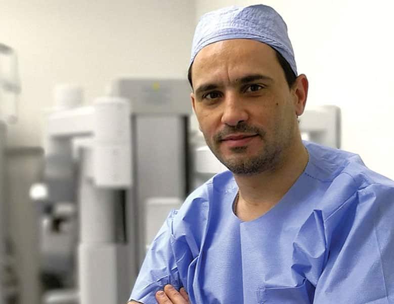 feature-robotics-Dr-Savvas-Hirides-1 Robotics, a brave new world of surgery