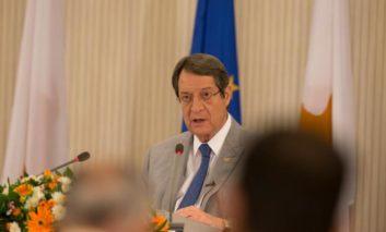 Anastasiades: failure of talks not Greek Cypriots' fault (Update 3)