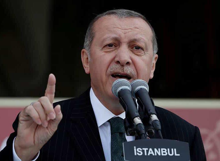 Turkish drillship close to Antalya