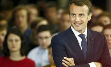 Drop budget surplus 'fetish', Macron tells Berlin