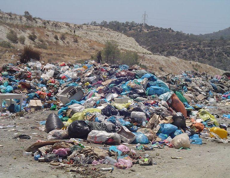 Over 70 per cent of rubbish still dumped in landfills