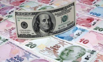 Turkish lira in new, steep drop