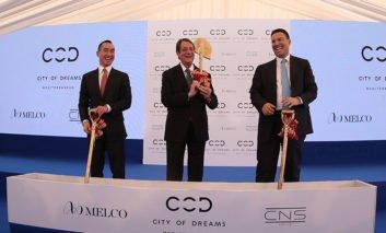 'Historic day and major milestone' as ground broken for casino resort (Updated)