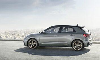 Audi thinks big for new A1 sportback