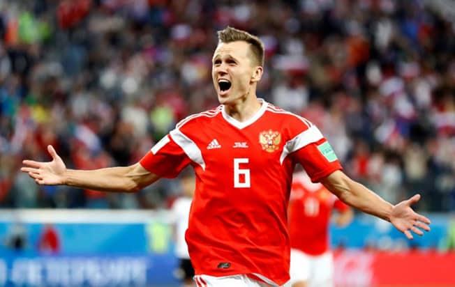 Cherchesov eyes history in hope Russia beat Spain
