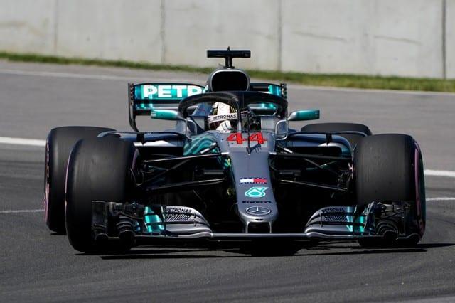 Hamilton boosted for groundbreaking F1 triple-header