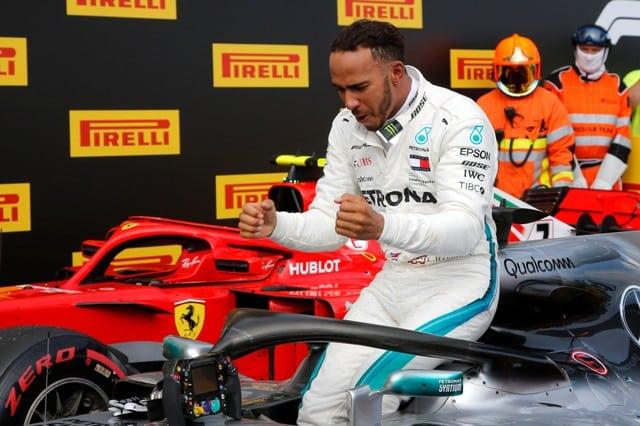 Hamilton hopes to pull away in Austria