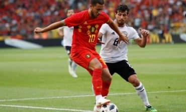 Hazard in prime form to drive Belgium glory bid