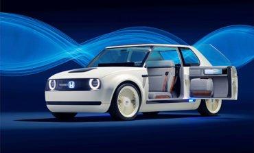 Honda Urban EV named best concept car