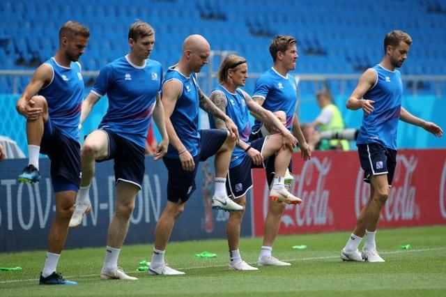 Win or bust for Iceland against familiar foe Croatia