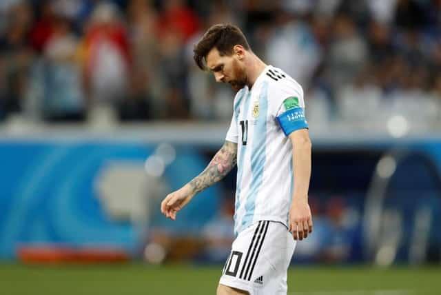 Argentina seek great escape via rejuvenated Nigeria