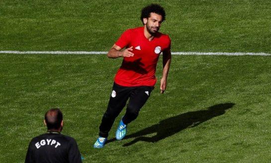 Salah's return lifts Egypt ahead of Russia test
