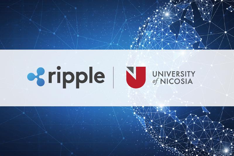 Ripple And University Of Nicosia Enter Multi-year