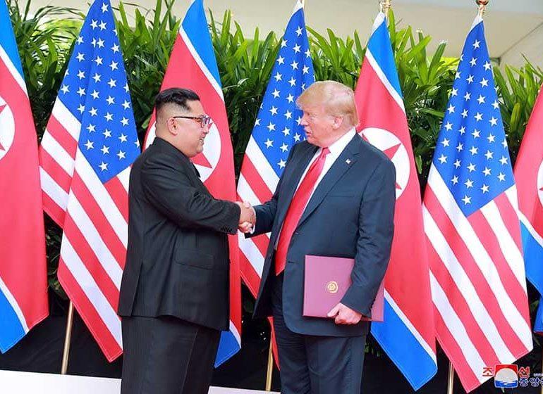 Trump and N.Korea's Kim to meet again at the end of February -White House