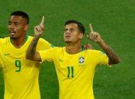 Favourites Brazil held to 1-1 draw by Switzerland