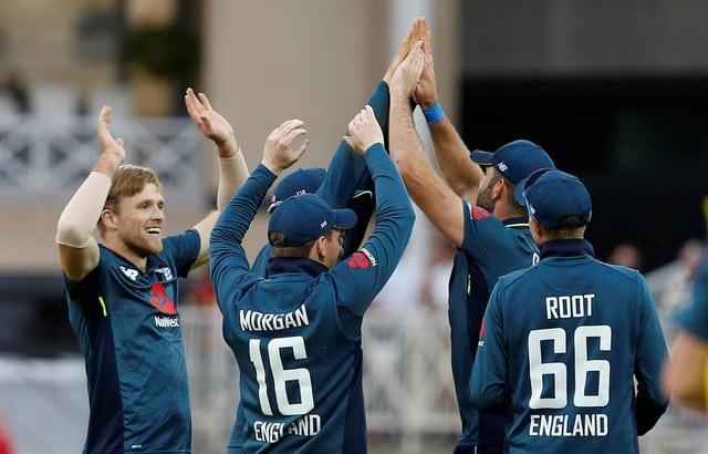 England hit ODI world record in thrashing Australia