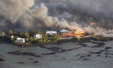 Rivers of lava destroy 600 homes on Hawaii's Big Island