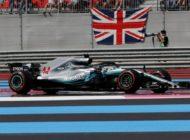 Hamilton wins in France to retake F1 lead