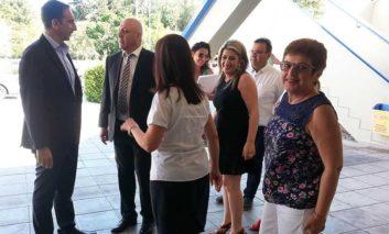 Minister pledges to solve Paphos hospital problems during visit