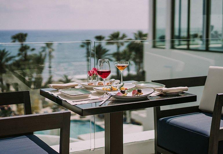 Restaurant review: Ouranos, Paphos