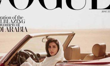 Saudi princess Vogue cover sparks anger over jailed activists