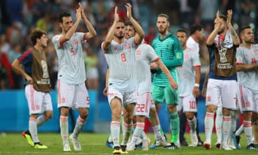 Germany loss a warning for Spain ahead of Iran clash