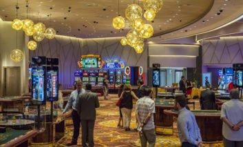 Temporary casino opens soon