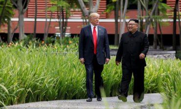 Trump says N. Korea no longer threat, North highlights concessions