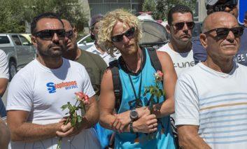 Limassol watersport operators in permit protest