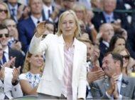 Navratilova to reprise BBC Wimbledon role after pay gap row