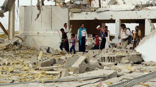 Arab states launch biggest assault of Yemen war