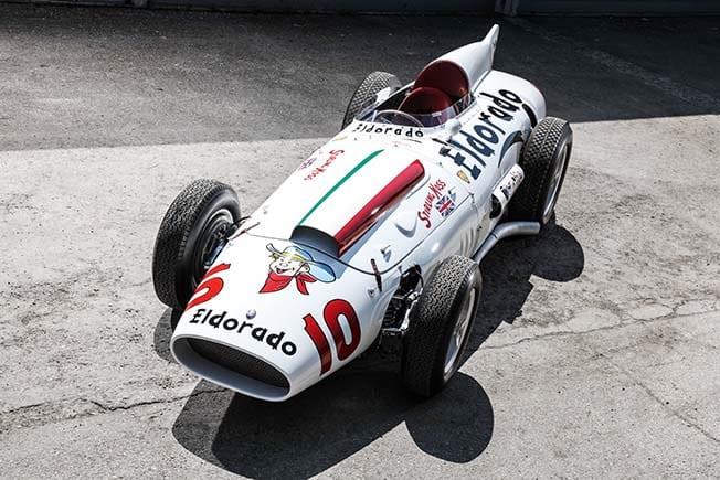 60th anniversary of the Eldorado